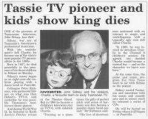 Show King Dies