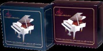 John Sidney  Box set of 12 piano music CDS