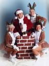 Christmas Holiday Show Icon