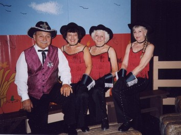 Tapsations Country and Western Show 002