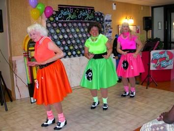 Tapsations 50s Sock Hop Show