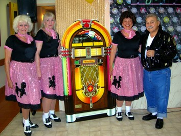 The Tapsations 50s Sock Hop Show Photo