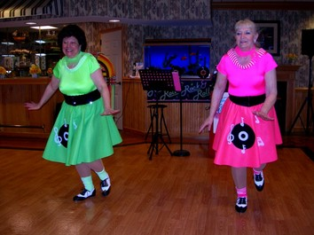 The Tapsations Sock Hop Show photo