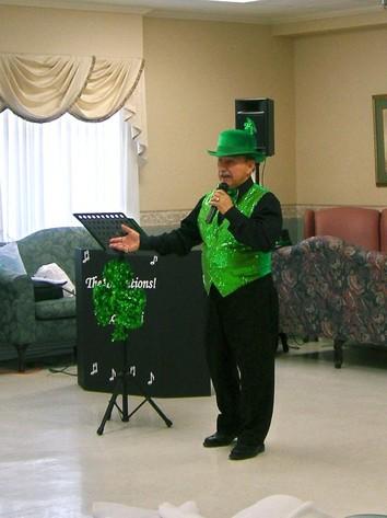 St Patrick's Show