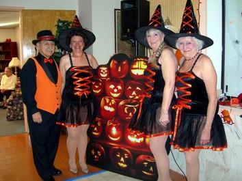 Tapsations Halloween Show