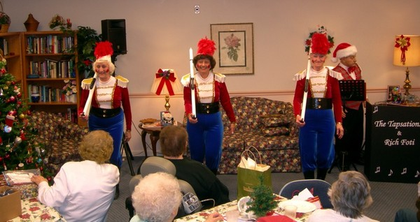 The Tapsations Christmas Holiday Show photo