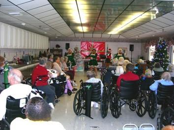 Tapsations Christmas show performances