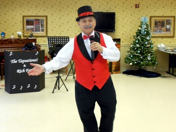 The Tapsations Christmas 2011 show