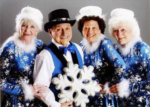 Tapsations to perform holiday show Dec 6