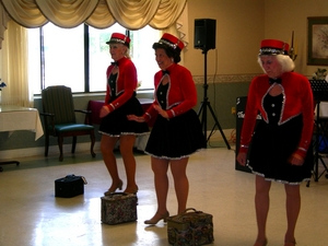 Tapsations Destination USA performance
