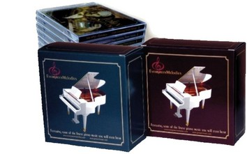 John Sidney CD gift boxes